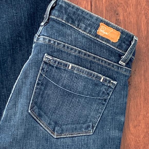 PAIGE Denim - Paige Hollywood Hills Bootcut Jeans, Size 27